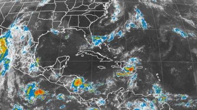 Cambia a tormentas intensas el pronóstico para Sinaloa por 'Newton'