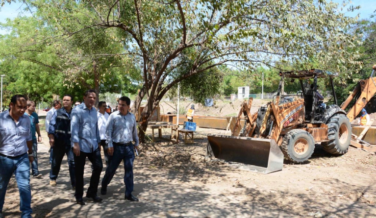Al 80% parque acuático en Las Riberas; estará listo para finales de marzo