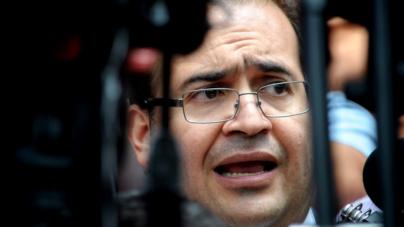 PRI expulsa a Javier Duarte por faltas de probidad como gobernador de Veracruz