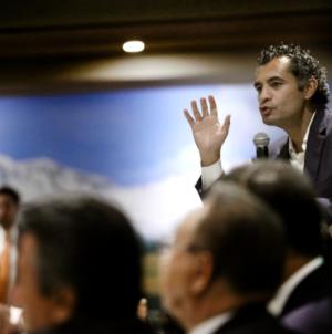 La inseguridad en México, un legado del gobierno panista: Ochoa Reza