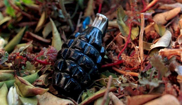 Encuentran granada en Culiacán | Entre la psicosis y la desinformación