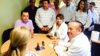 Ratifica Jesús Burgos iniciativa para crear Centro de Justicia en Guasave