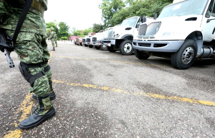 Tiene PGR película completa de emboscada a militares, confirma detenidos y que va por el resto