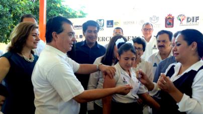 ¿Tus hijos ya están vacunados? | Inicia en Sinaloa tercera Semana Nacional de Salud 2016