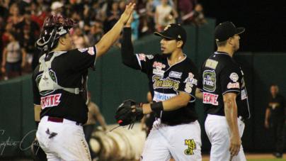 Salvador Valdez logró su segundo triunfo de la mano de Joey y Ronier