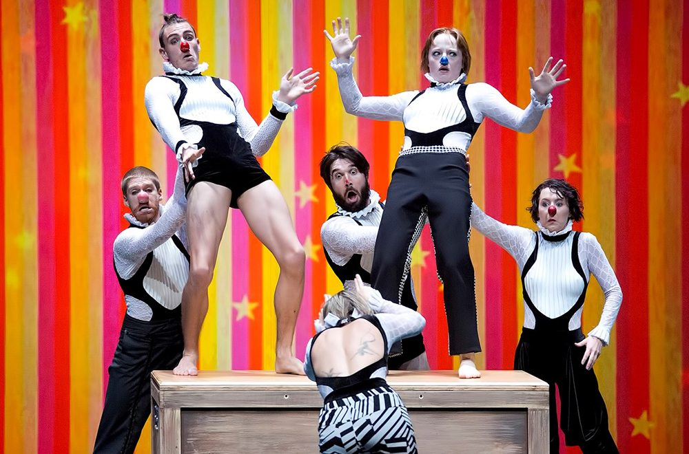 La compañía de danza australiana, Circa, se presentará en Mazatlán y Culiacán.