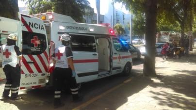 Culiacán, la tercera ciudad con más accidentes automovilísticos de México: Cruz Roja
