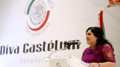 La sociedad exige más que nunca transparencia y rendición de cuentas: Diva Gastélum