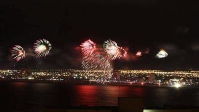 El 'Festival de la Luz 2016' se consagra como tradición mazatleca