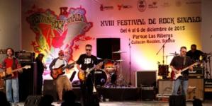 Conoce a las 9 bandas sinaloenses que rockearán en el Festival de Rock 2016