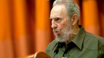 Muere Fidel Castro | 'La historia me absolverá'