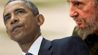 'La historia juzgará a Fidel Castro': Obama