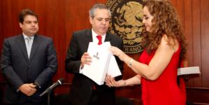 Envía 'Malova' su último Informe de Gobierno al Congreso