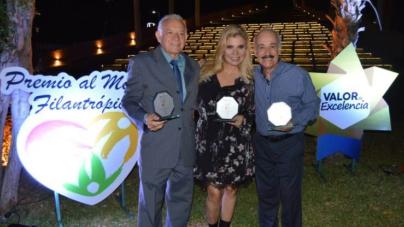 La Junta de Asistencia Privada premia filantropía y valores en Sinaloa