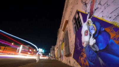 Museo a cielo abierto | Contra el olvido del arte urbano sinaloense