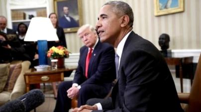 Encuentro en la Casa Blanca | Pide Obama dejar de lado preferencias políticas y trabajar unidos