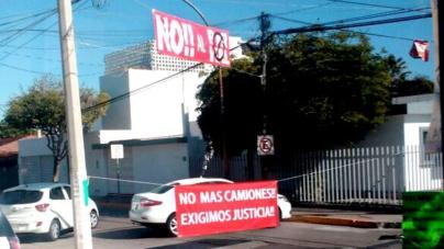 Ganan los vecinos | Retirarán 9 rutas de camiones de sector Chapultepec