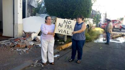 Para antes de diciembre deberá resolverse situación del Par Vial en Culiacán: regidora