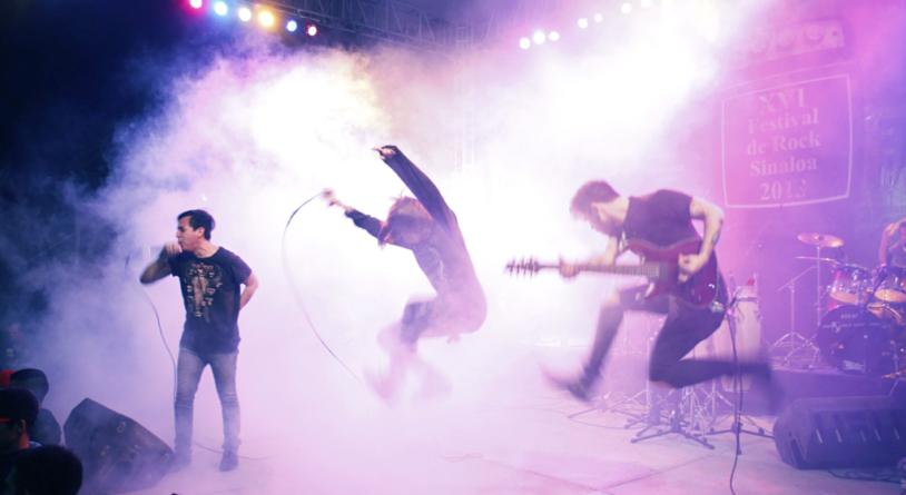 ¿Tienes una banda de rock? | Inscríbete al XIX Festival de Rock Sinaloa 2016