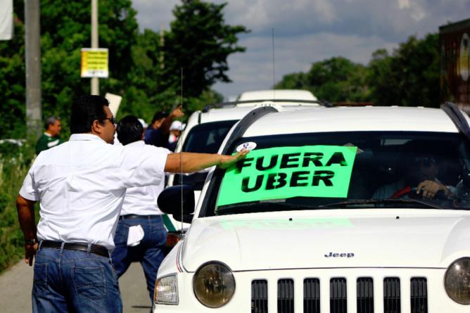 Tema de la semana | Cacería de Uber: ¿Quién está detrás?