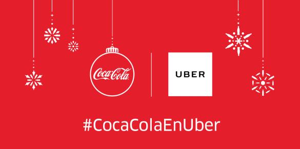 ¡Viaja gratis esta Navidad con Coca-Cola y Uber!