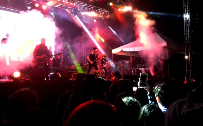 El rock se apoderó de Culiacán con el '8 Music Fest'