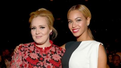Beyoncé vs Adele, el duelo por el Grammy 2017