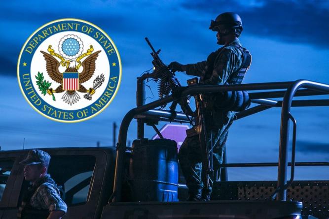 Es peligroso viajar a Sinaloa, advierte EE. UU. al renovar alerta de viaje a México