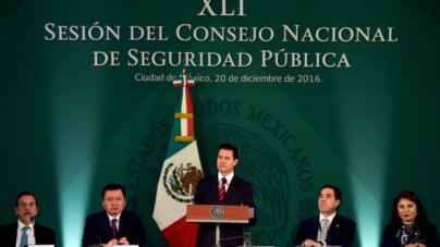 #3CosasQue… Peña Nieto les pide a gobernadores para mejorar la seguridad