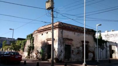 #DENUNCIA | Reportan daño a edificio histórico; el INAH lo niega