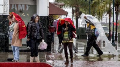 Tormentas muy fuertes llegarán esta semana a Sinaloa