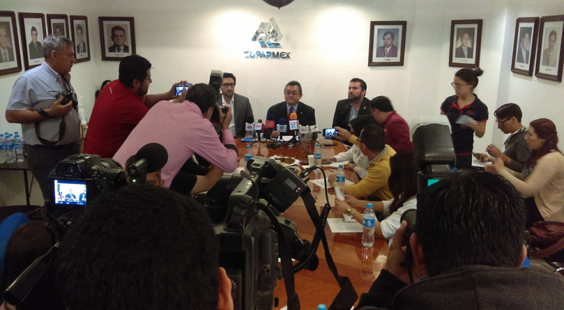 Convoca Coparmex a amparo colectivo contra el Impuesto Sobre Nómina