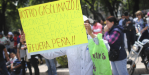 Así reaccionó Sinaloa al gasolinazo… esa mentira presidencial
