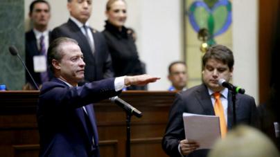 "Quirino ya es gobernador | ""La tarea por Sinaloa es enorme"", le refiere a Malova"