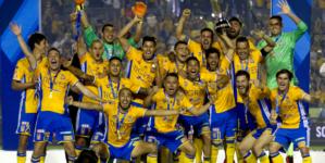 Tigres es campeón de la Liga MX y también arruina al América su centenario