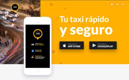 Taxis vestidos de Tuxis hacen frente a Uber   ¿Y tú… con quién te quedas?