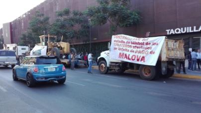 SINALOA EN BANCARROTA | Persiguen los cobradores a Malova