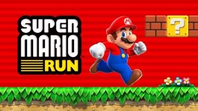 Corre y descarga el nuevo juego de Mario