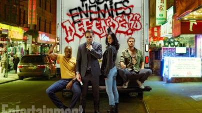 Las series que vienen | Conoce a los personajes de The Defenders