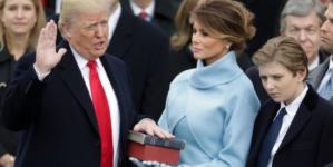 """Inicia la era Trump   """"Vamos a seguir dos reglas: compren productos estadounidenses y empleen a estadounidenses"""""""
