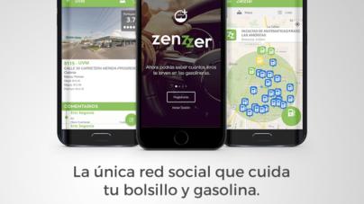 Descubre Zenzzer, la App para obtener litros de a litro de gasolina y buen servicio