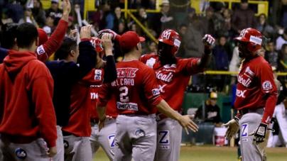 ¡Mexicali es campeón de la Liga Mexicana del Pacífico y por paliza a domicilio!