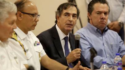 """""""El desabasto de medicinas en Sinaloa ha sido destrabado"""": Román Messina"""