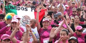 Invitan a carrera con causa a favor de mujeres con problemas por cáncer de mama