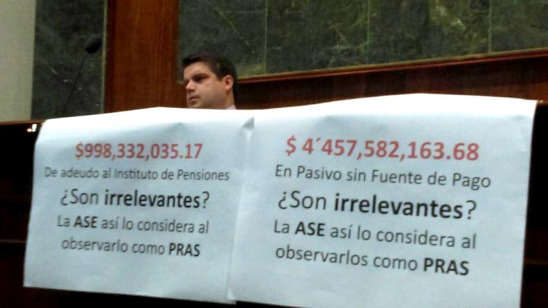 El Congreso contra Malova | Suspende por primera vez cuentas públicas al Gobierno estatal