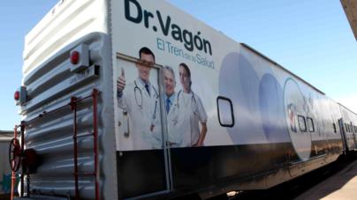 El Tren de la Salud | 14 días para atender a 6 mil sinaloenses