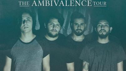 "Rock culichi | Entrust, Nörte y Mëta se despiden de Culiacán con ""The Ambivalence Tour"""