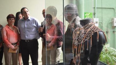 FOTOGALERÍA | INAH muestra riqueza arqueológica de Sinaloa con 'Pectoral Teacapán'