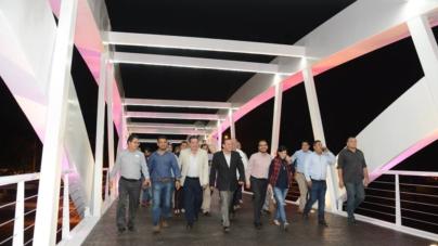 Expectativa y realidad | Tarde e incompleto llega nuevo puente bimodal de Culiacán
