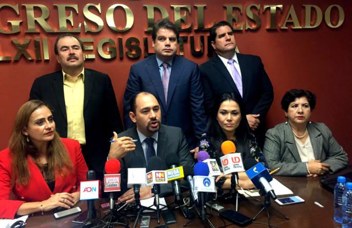 Fiscal en Sinaloa debe ser elegido por un Consejo Estatal de Seguridad: PAN
